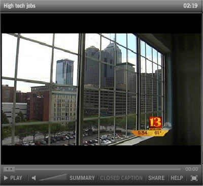 ExactTarget Video from WTHR 13